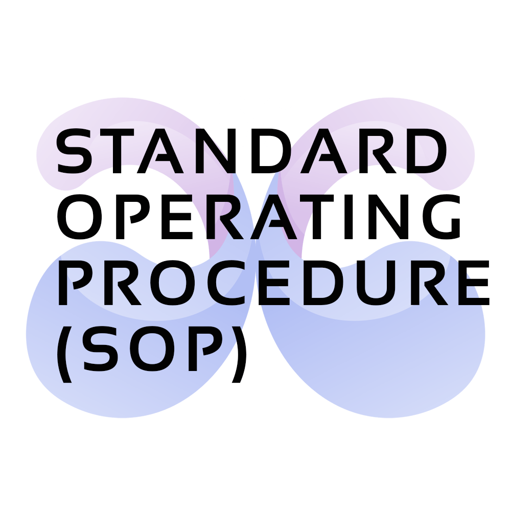 What is a SOP - Standard Operating Procedure?
