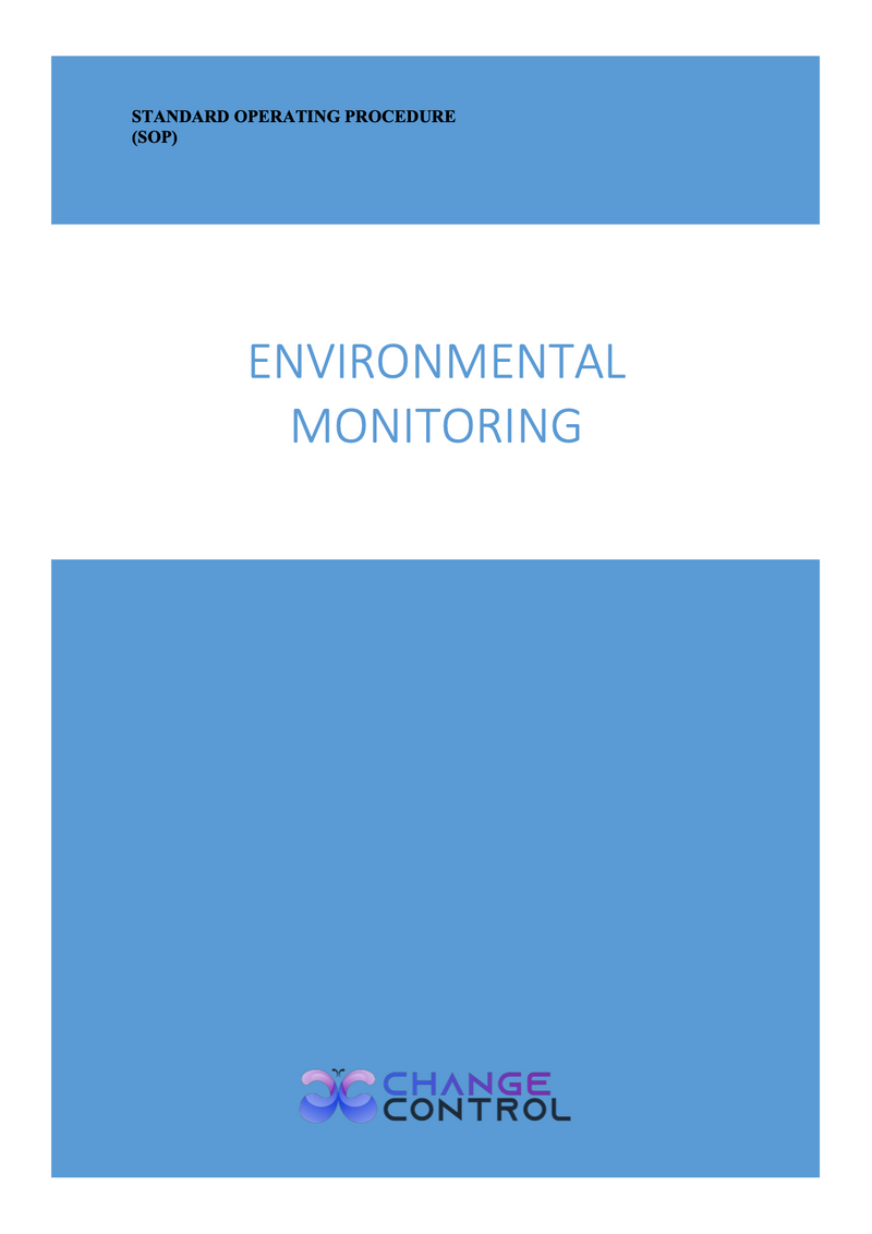 Environmental-Monitoring-SOP-Example_CoverPage